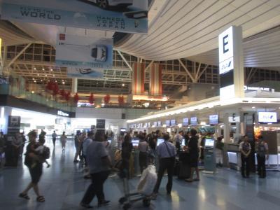 スワンナプーム空港行き深夜便の第2便目を利用