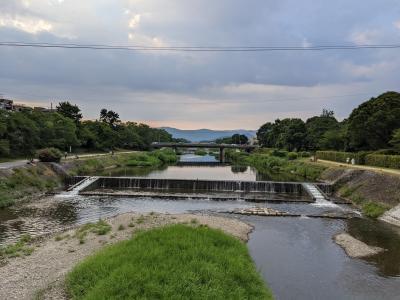 古代の京都においては重要な場所だったろう
