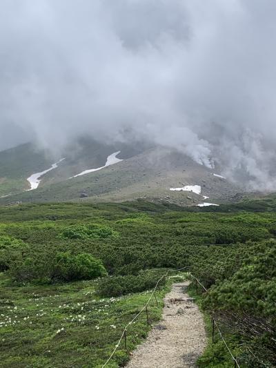 北海道最高峰!