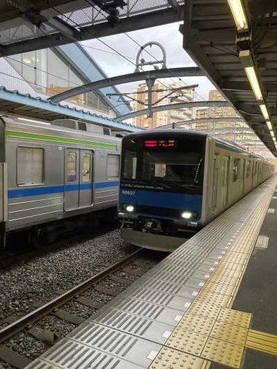 埼玉を横切るローカル線