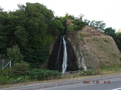 大きな滝ではないです