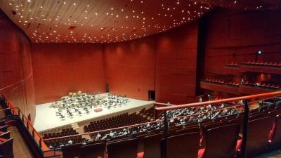 2019年にオープンした群馬交響楽団の本拠地の劇場