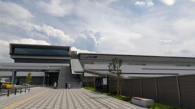 2020年にオープンしたコンベンションセンター
