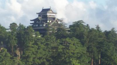 松江城まで徒歩10分、堀川遊覧船乗り場やレイクラインバス停も近く観光に便利