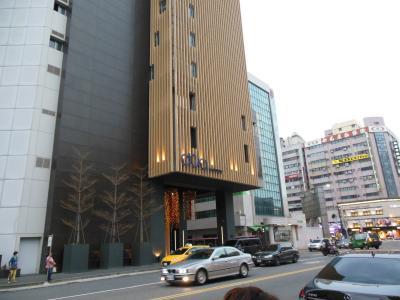 お洒落なホテル