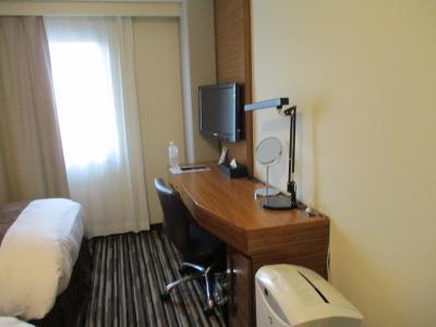 シンプルなホテル