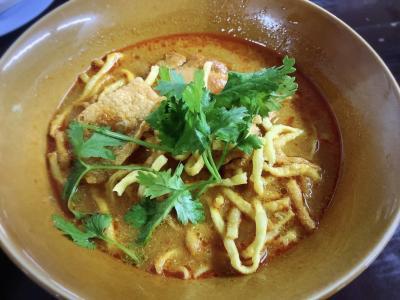 タイ北部の郷土料理はここで食べるべき!