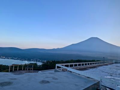 富士山が見たくて選びました。