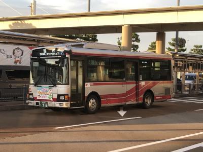 合併により北鉄加賀バスになりました