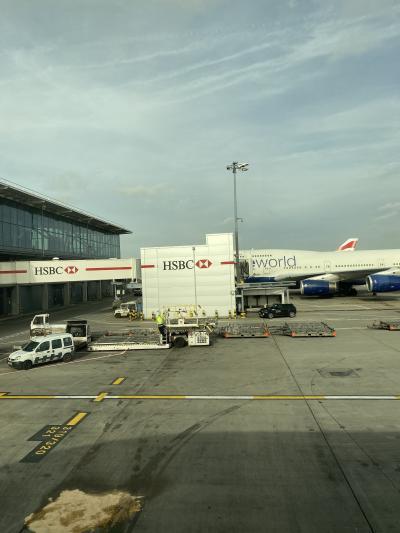 London Heathrow Airport (LHR)