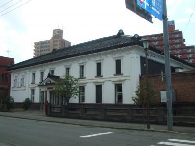 市内最古の土蔵造り