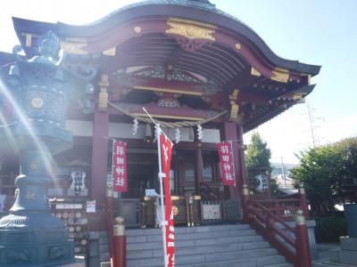 羽田神社(東京都大田区)