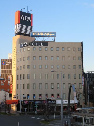 コンパクトにまとめられ、一晩寝るだけならば十分なホテル