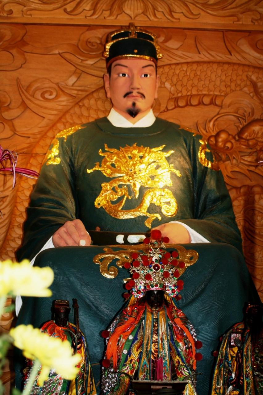 延平郡王祠                Yanpingjun Wangci