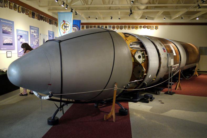 潜水艦バウウィン号博物館                U.S.S.Bowfin Pacific Submarine Museum