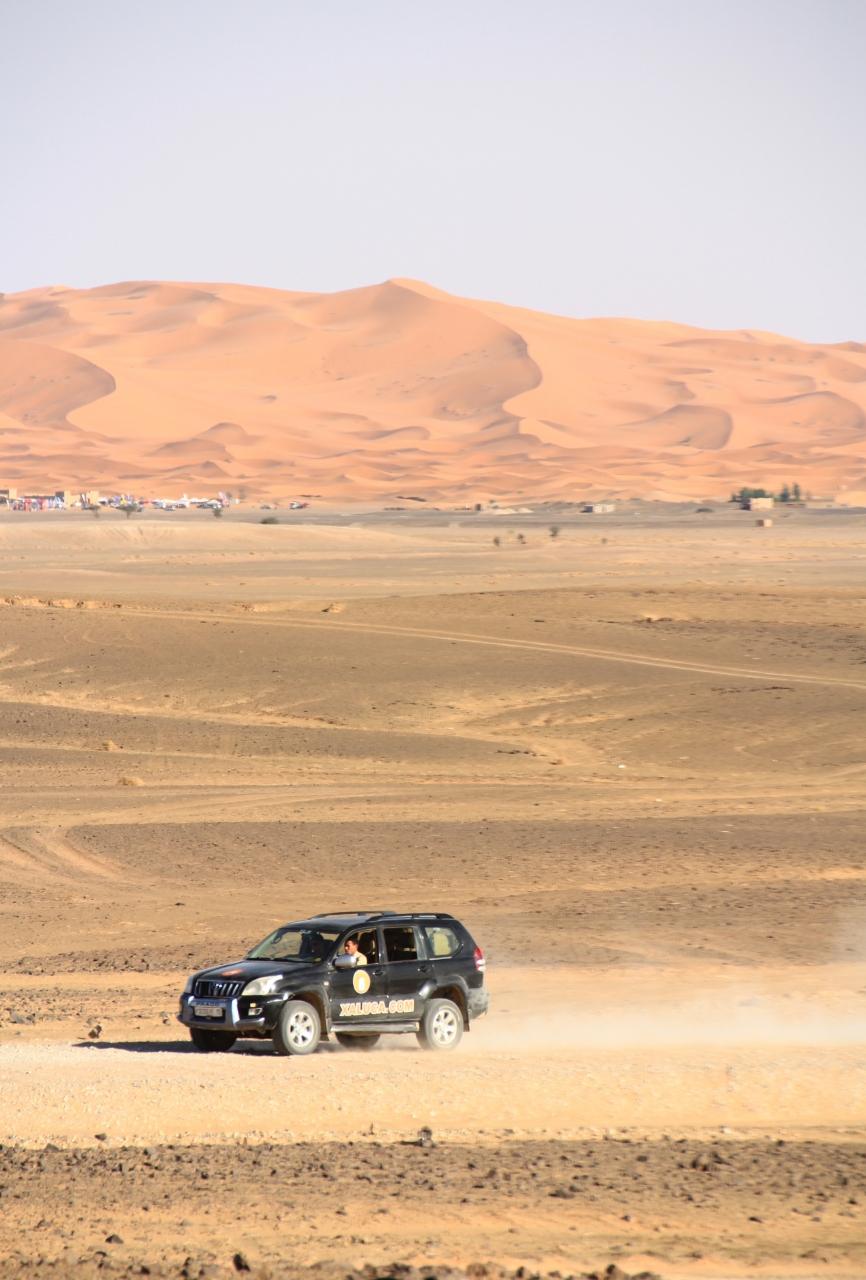 『モロッコ観光のハイライト』by massiさん|メルズーガ大砂丘 ...