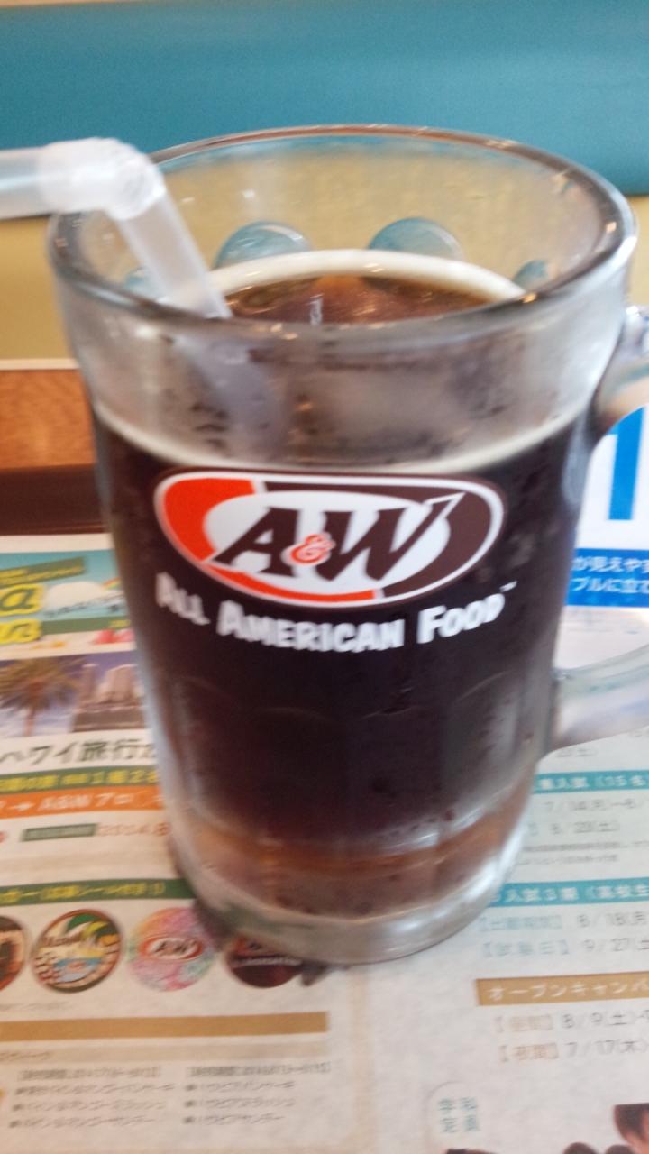 『沖縄にしかないお店です』by クワバランさん A&W 那覇新都心 ...