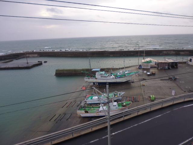 和田漁港写真・画像