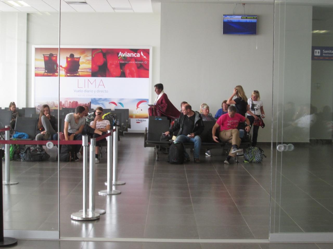 インカ・マンコ・カパック国際空港