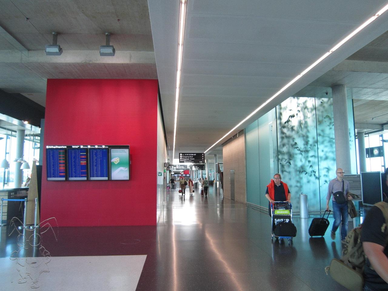 チューリッヒ国際空港 (ZRH)のクチコミ(4ページ)