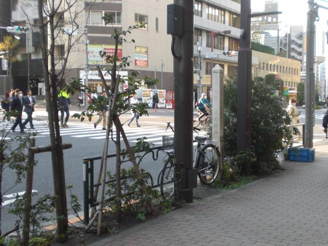 滝沢馬琴宅跡の井戸