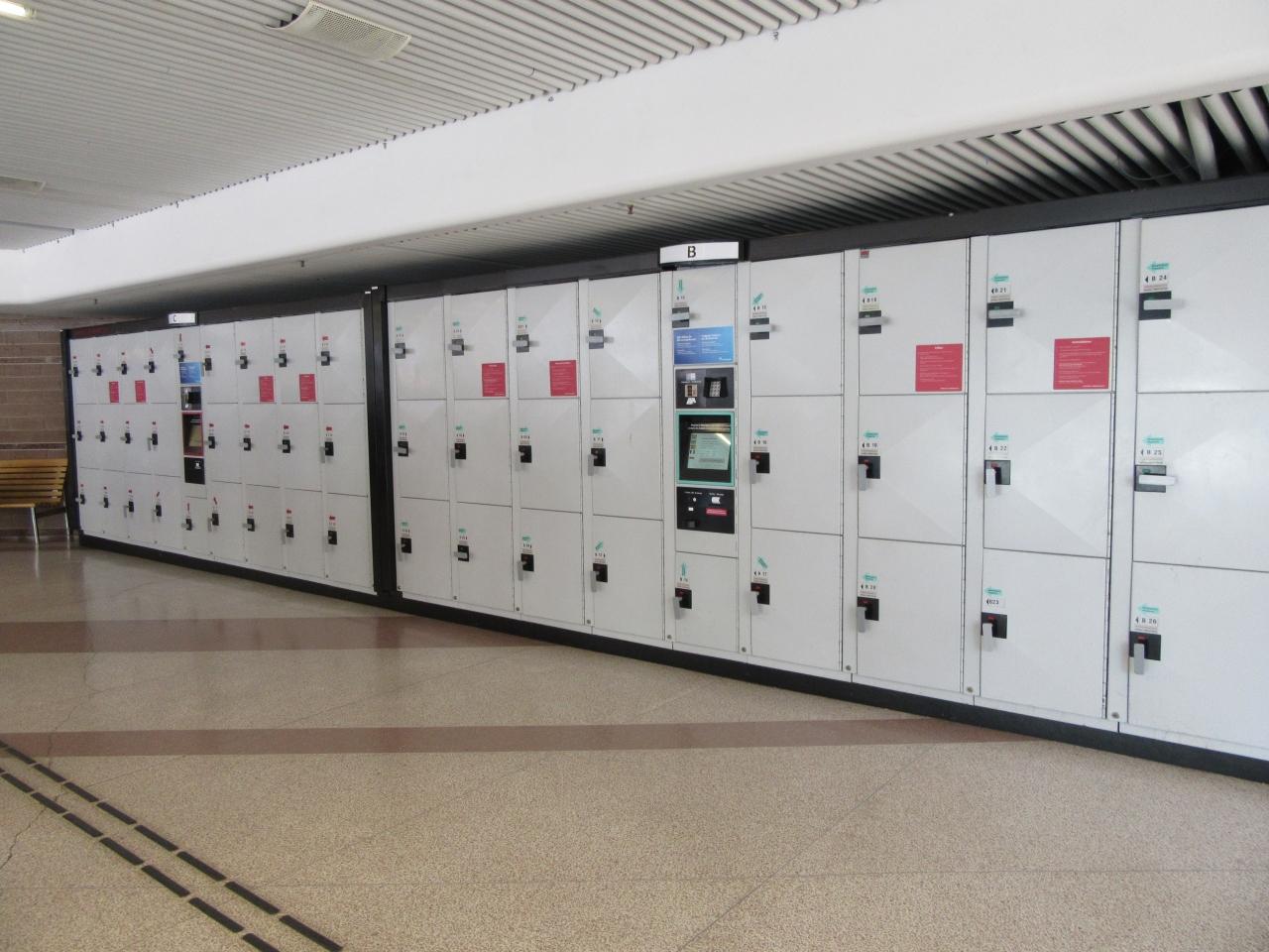 ストックホルム シティターミナル                Stockholm Cityterminalen