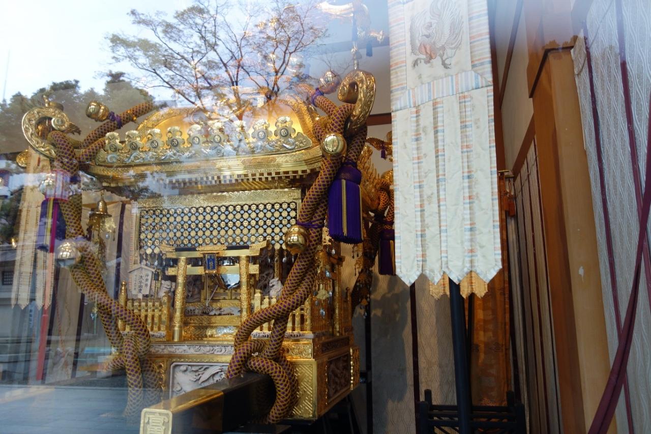 日本一の大神輿