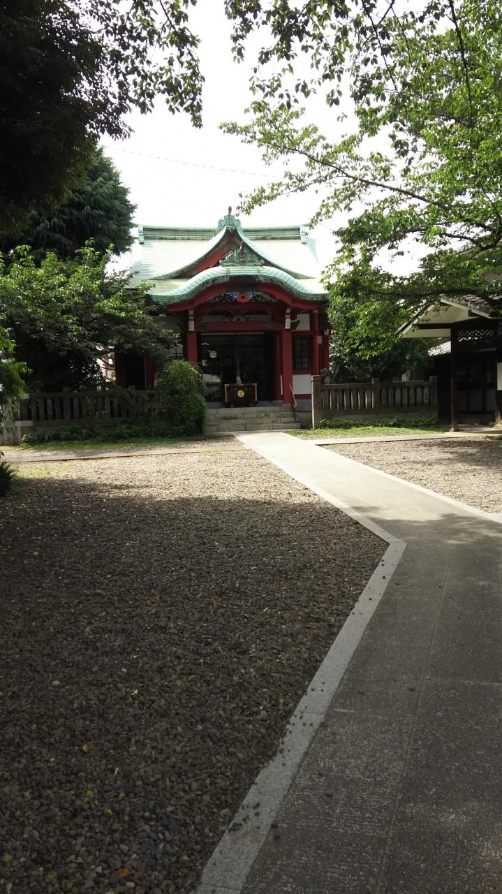 筑土八幡神社