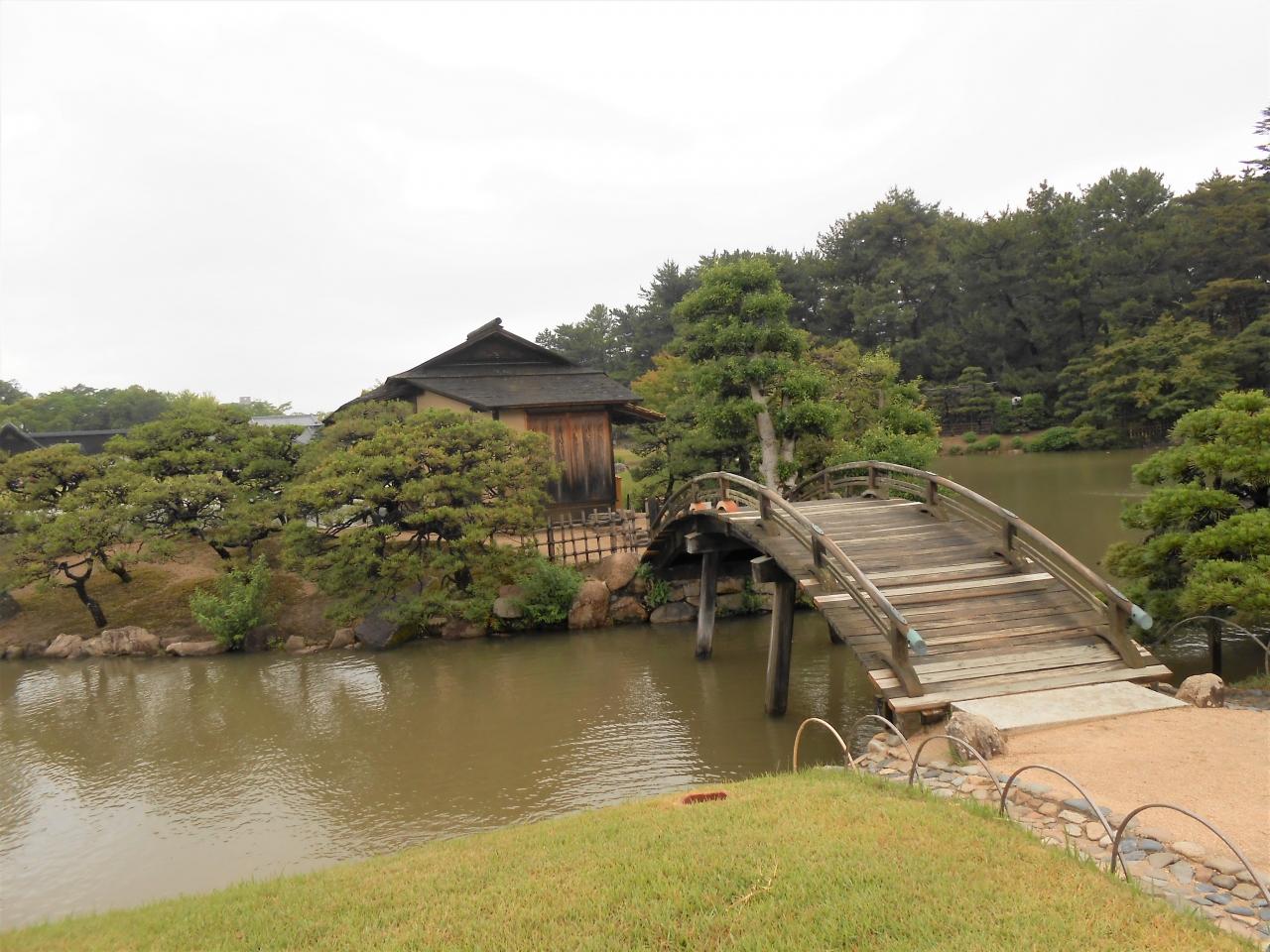 沢の池 (岡山後楽園) 写真・画像【フォートラベル】|岡山市