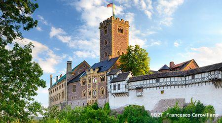 小さな町で見つかるドイツの魅力