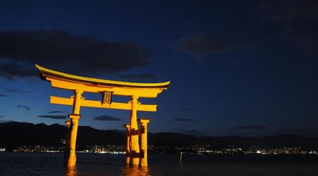 広島の世界遺産へ・・・(1日目)