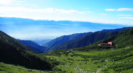 駒ヶ根高原アルプスの丘家族旅行村でキャンプ&木曽駒ヶ岳に登る旅