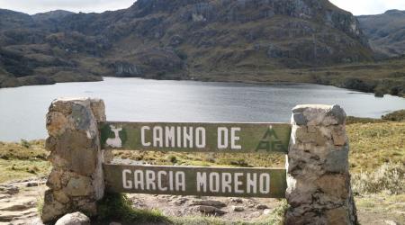 エクアドル2 クエンカ-カハス国立公園