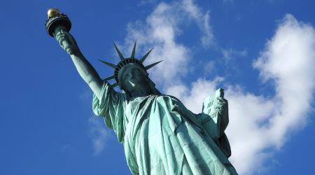 ニューヨーク/女一人旅5泊7日/5日目(自由の女神〜ブルックリン探索)