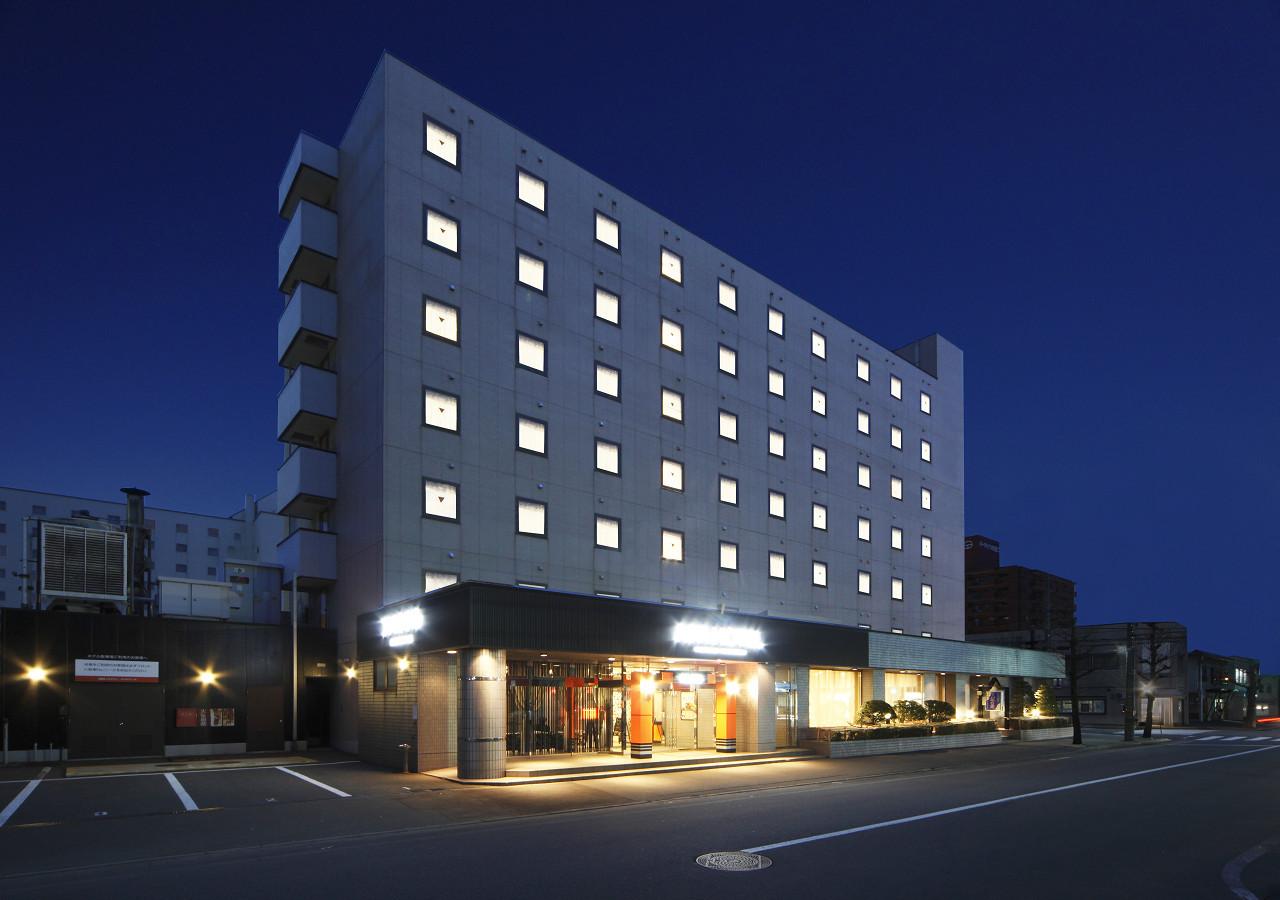 アパホテル<青森駅県庁通>