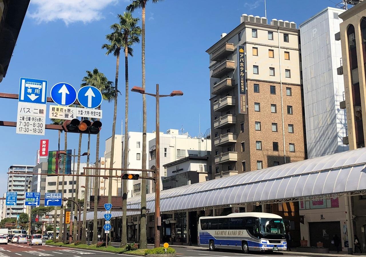 アパホテル<宮崎駅橘通>