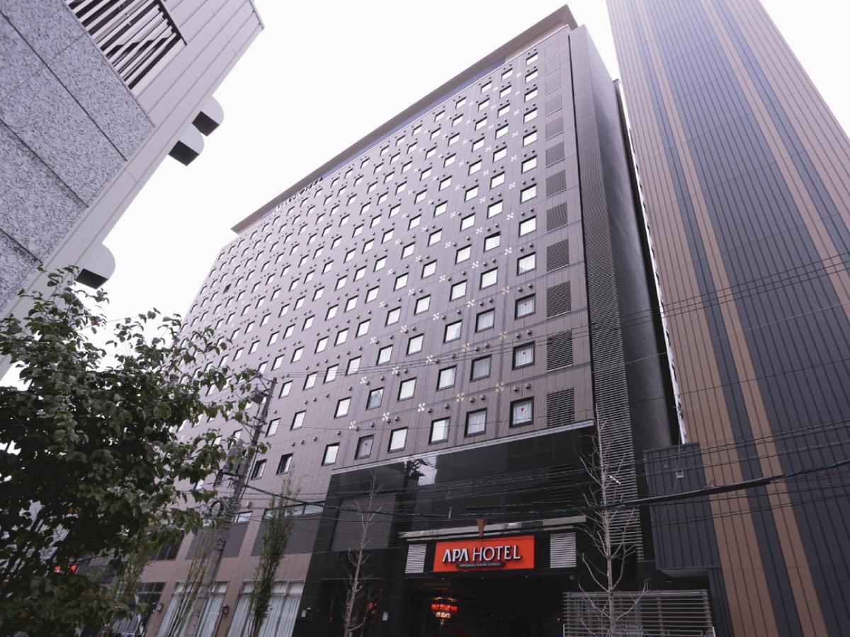 アパホテル<広島駅前大橋>