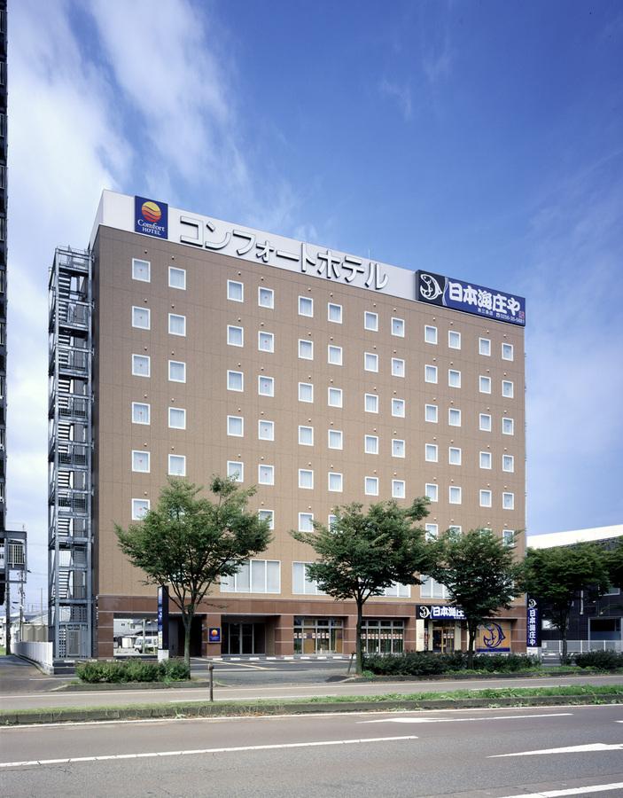 コンフォートホテル燕三条