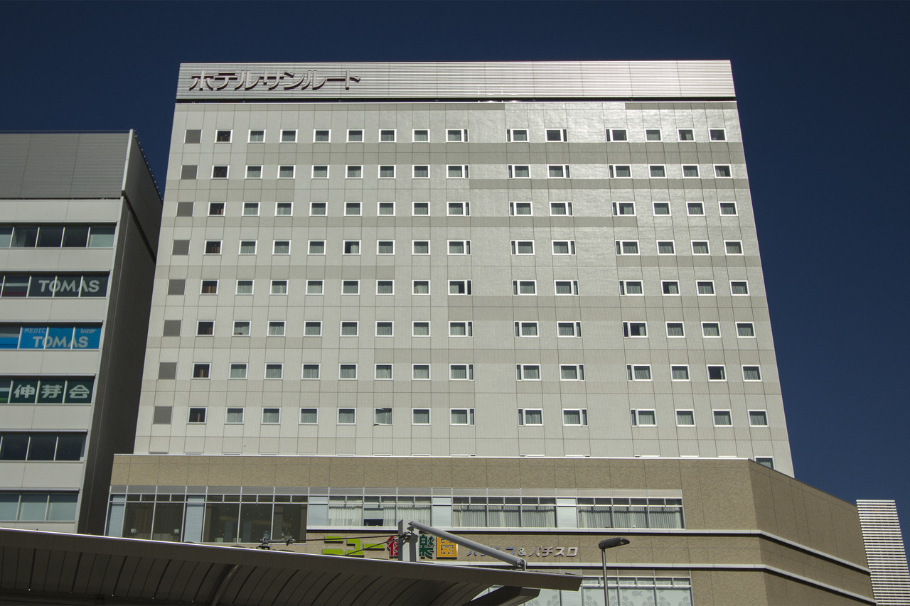ホテルサンルート千葉