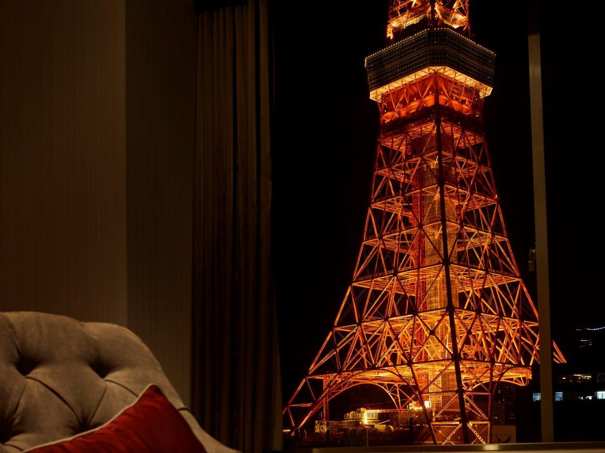東京タワー側確約アッパーフロアスペシャルオファー