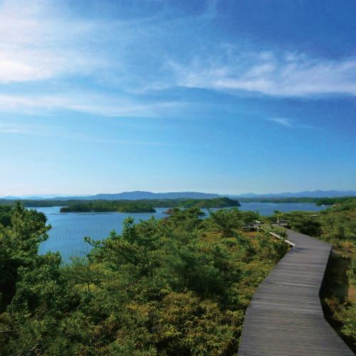 最上階確約!伊勢志摩の美しい英虞湾を見渡すロマンティックな旅