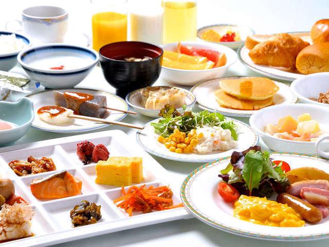 【今だけ値】スーパープライス5,500円~♪朝食バイキング付