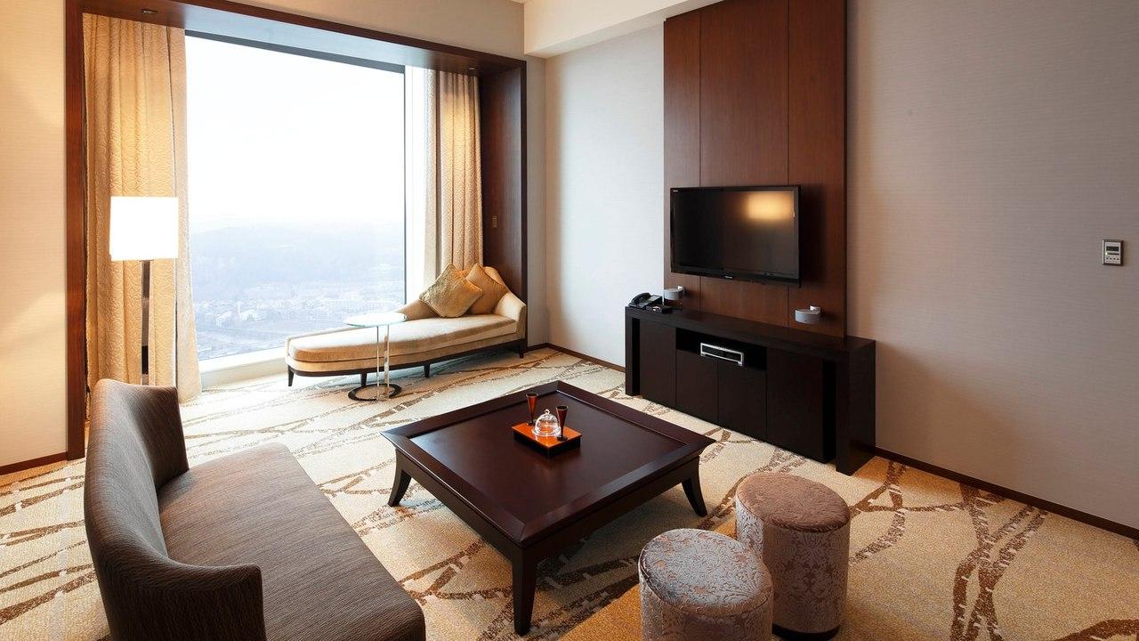 杜の都で出逢う、本当の寛ぎ ウェスティンホテル仙台
