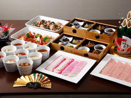THE お正月 年越しSTAYプラン◆おせち朝食ブッフェ付◆