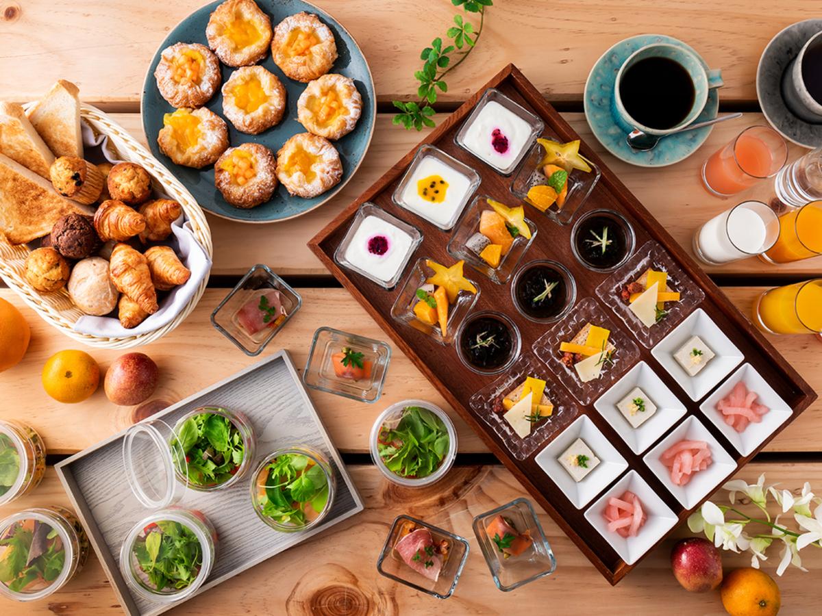 Best Rate沖縄食材を使ったシェフ特製ディナー/朝食付