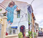 アートな世界遺産の町 ペナン島の観光スポットやグルメをたっぷり紹介