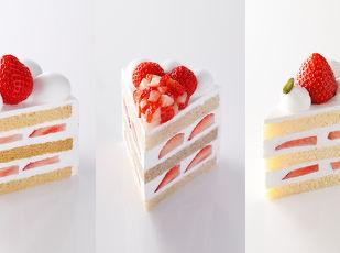 パティスリーSATSUKI ショートケーキ食べくらべプラン  写真