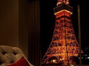 東京タワー側確約アッパーフロアスペシャルオファー   写真