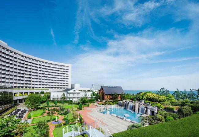 シェラトン・グランデ・トーキョーベイ・ホテル 写真