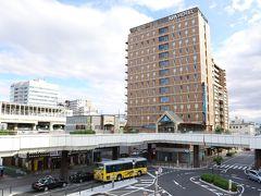 高崎のホテル